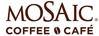 Mosaic Coffee Cafe Logo