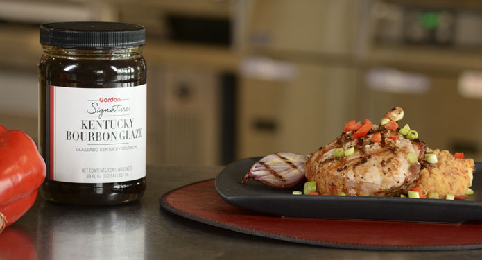 Halperns' Kentucky Bourbon Berkshire Pork Chop