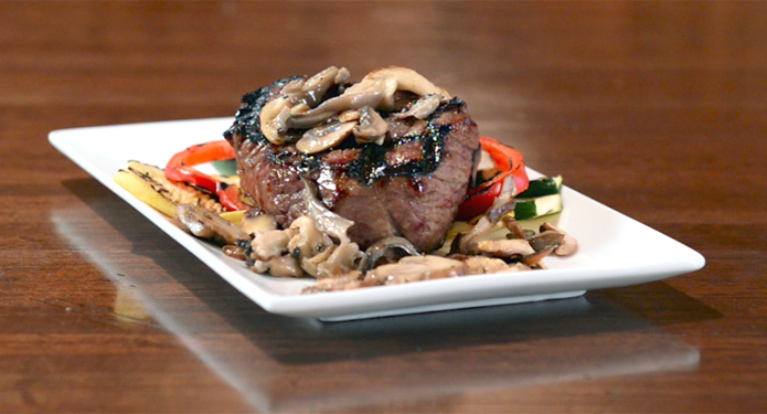 Halperns' Angus Beef Manhattan Strip Steak