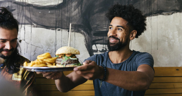 Meat has met its match with plant-based proteins