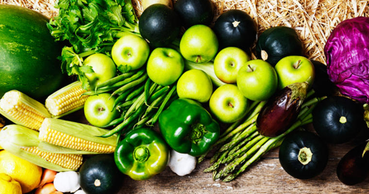 Fruits and vegetable varity
