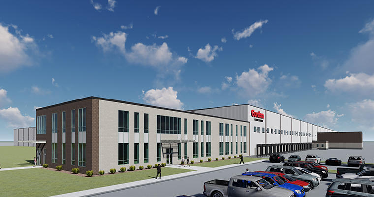 westfield new distribution center