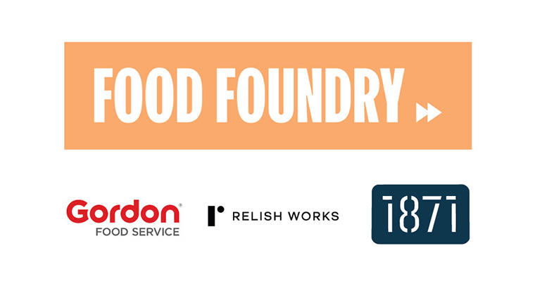 Food Foundry Gordon Food Service Relish Works 1871 Logos
