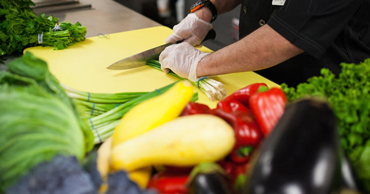 Proper produce procedures to reduce food waste