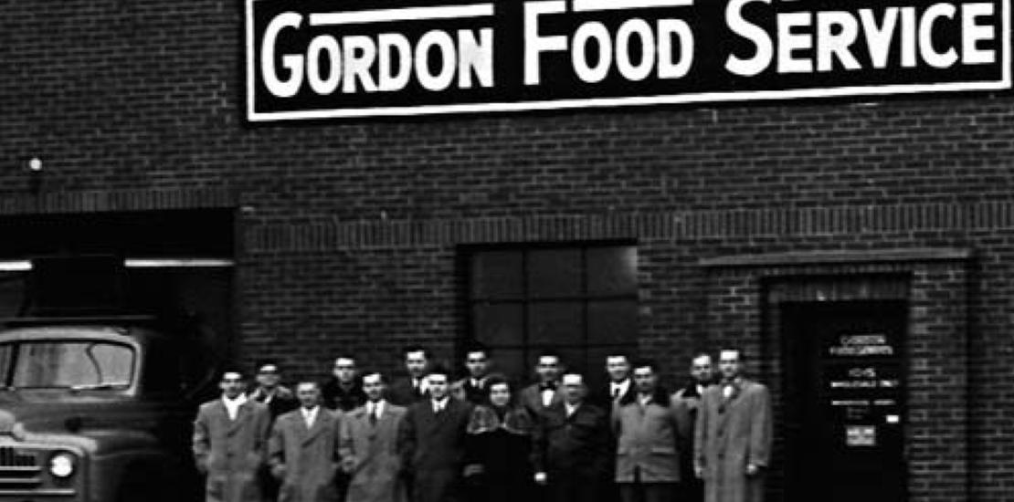 About Us | Gordon Food Service