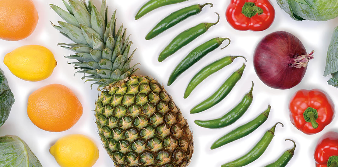 Wholesale Fruits and Vegetables Supplier | Gordon Food Service