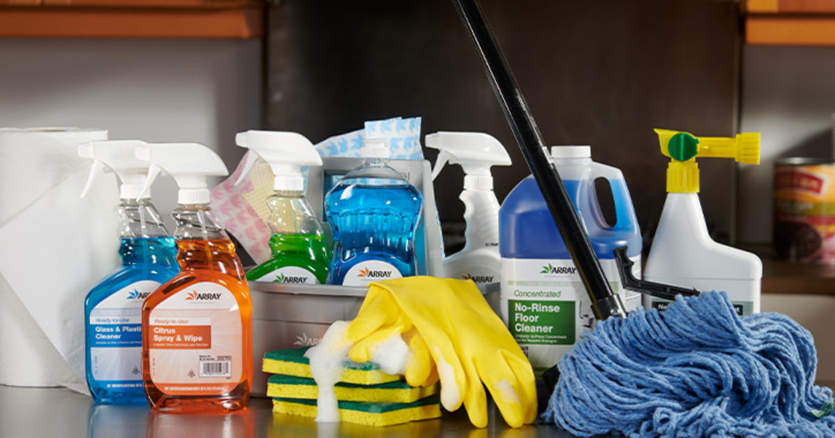 Disinfecting in the Time of COVID-19 | Gordon Food Service