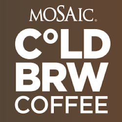 Mosaic Cold Brew Coffee