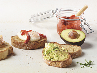 toast and grilled bread ideas