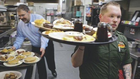 How to create an annual staffing plan for foodservice operations