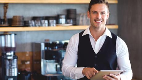 Why waitstaff should be called salespeople