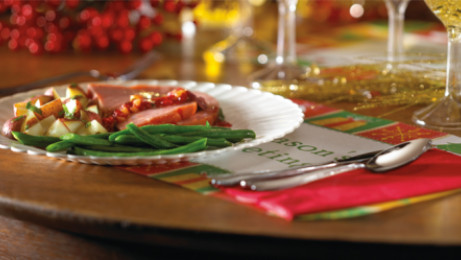 Menu planning: holiday comfort, holiday joy