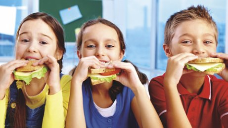 School food rules will have an impact on sodium, milk and whole-grain foods