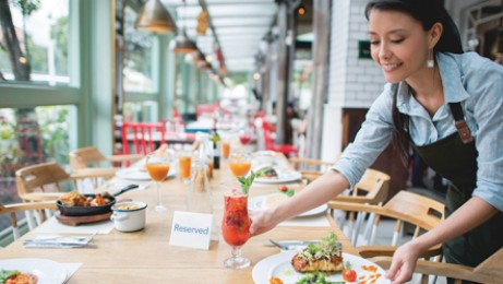 Tips for hiring the right food service staff for Easter, Mother's Day and the summer