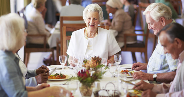 Good nutrition benefits your bottom line and health of your memory care residents