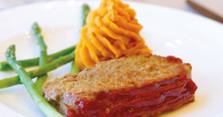 Tips on plating for healthcare foodservice