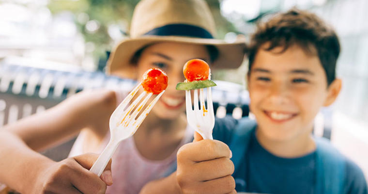 Food Safety Reminders for Dining Al Fresco and Elsewhere Outside the Classroom
