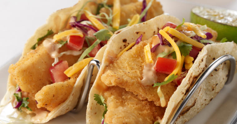 new takes on tacos
