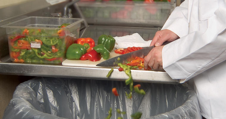 Reducing Food Waste | Gordon Food Service