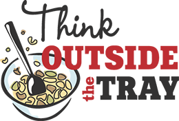 think outside the tray